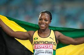 Veronica Campbell-Brown (1982– ) •