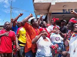 No Sowah, No NPP' – Concerned Odododiodio youth chant against Adjei Sowah  replacement